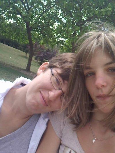 ma tite soeur et moi