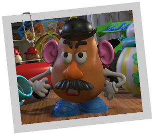 Monsieur patate blog de toy story2 - Monsieur patate toy story ...