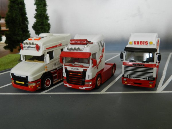 ma collection de camion perso.....