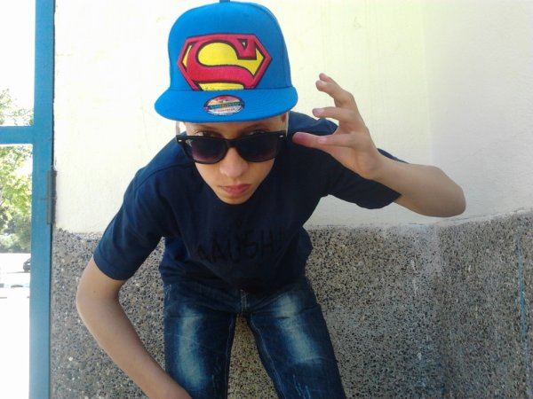 im a Super man