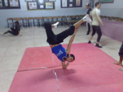 Just Bboying ^^