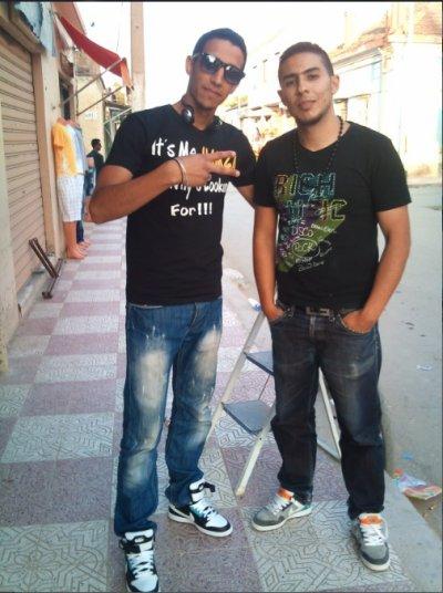 Mo! & Mon frere Mc Mo