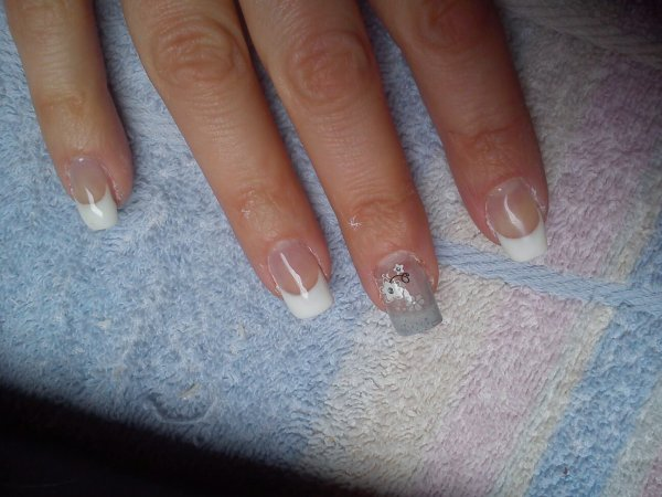 Mes ongles après :-)