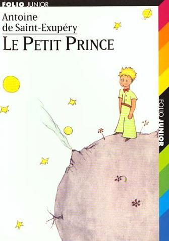 Le petit prince           Antoine de Saint-exupery