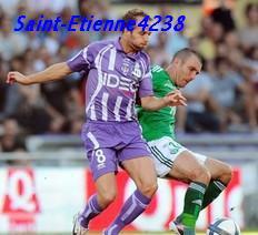 Asse 1-0 Toulouse ligue 1 match allé