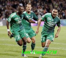 Lyon0-1Asse 2010-2011 ligue 1 match allé