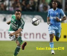 Asse 1-1 Om  ligue 1 2010/2011 match allé