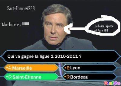 Asse ligue 1 2010-2011