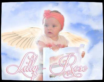 Hommage à Lilly-rose *
