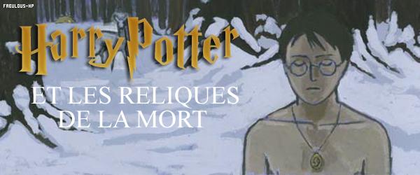 HARRY POTTER ET LES RELIQUES DE LA MORT : LE LIVRE