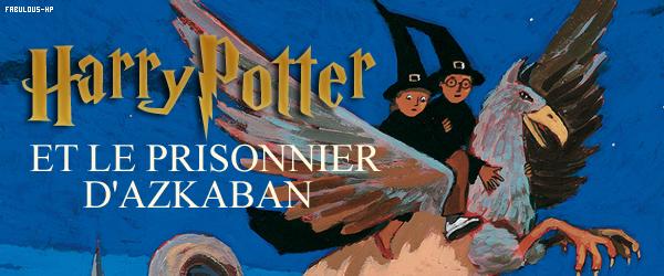 HARRY POTTER ET LE PRISONNIER D'AZKABAN : LE LIVRE