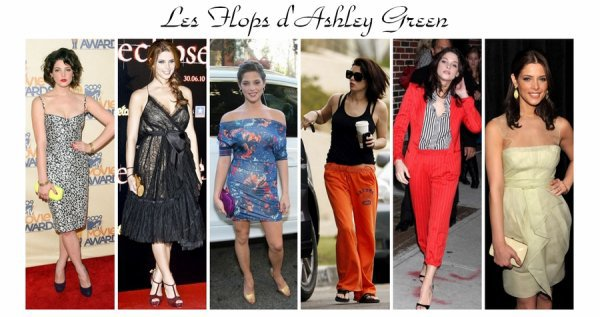 les Hops tenues d'Ashley green