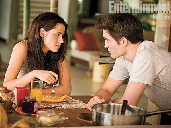 Nouvelle Photos De Breaking Dawn
