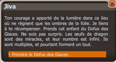 Le Dofus des Glaces !