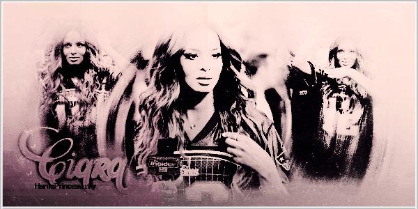 - Ta nouvel source sur la sublime danseuse et chanteuse Ciara Princess Harris ! -
