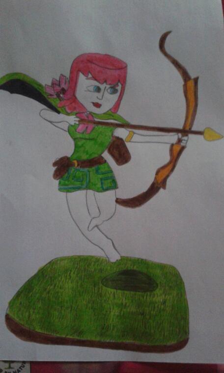 archer niv 1-2