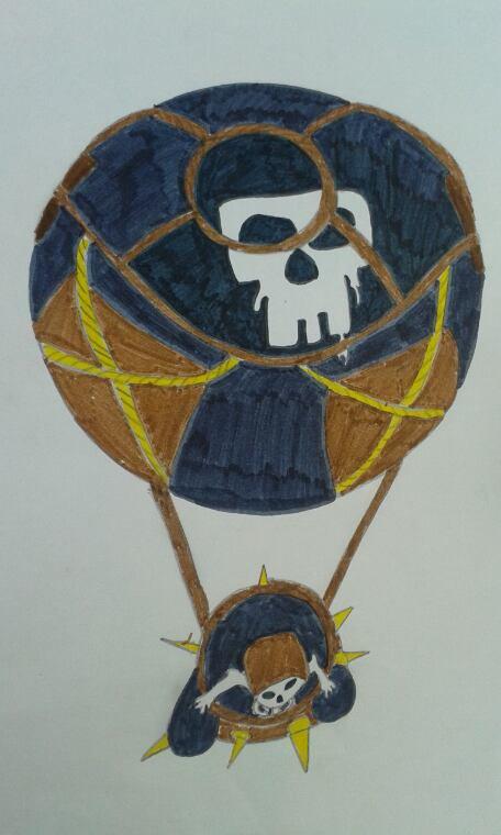 Ballon lvl 6
