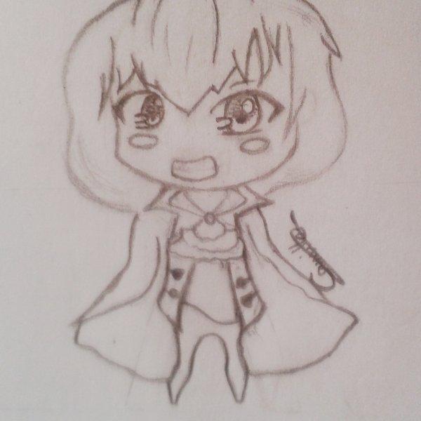 un petit chibi que j'ai dessiné ^0^  NO PLAGIAT <<<>>> <<<>>>