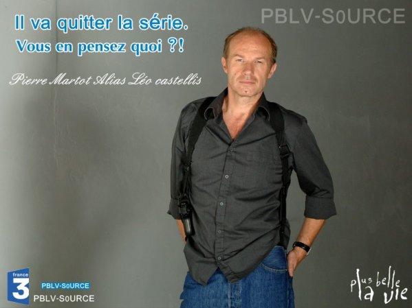 Léo Castellis ~ Alias Pierre Martot . ♥