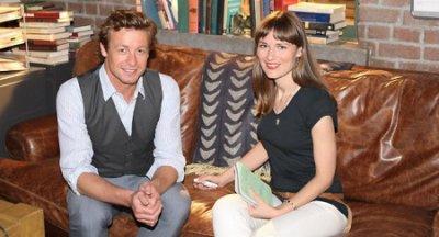 TVMag à la rencontre de Simon Baker Interview exclusive en tête-à-tête à Los Angeles avec le héros de Mentalist