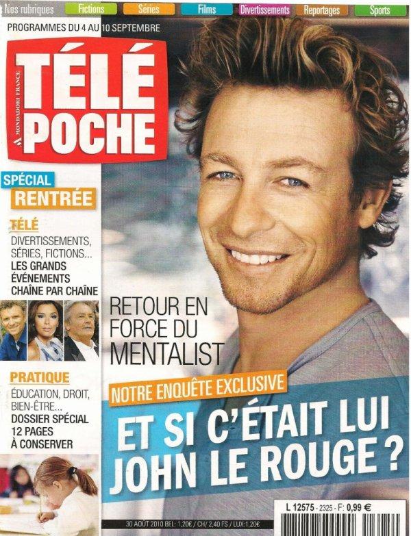 itw france soir +télé poche