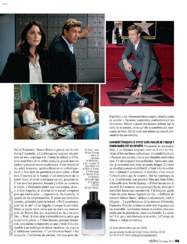 Article du 23/03/2014