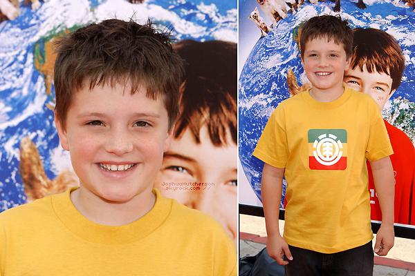 Le 4 Octobre 2003, Josh s'est rendu à Los Angeles afin d'assisté à l'avant première du film Good Boy!.