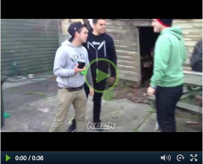 15/07/2013 - Nouvelle photo de Beau et James + nouvelles vidéos Keek postés par Beau, Jai et Luke ce matin