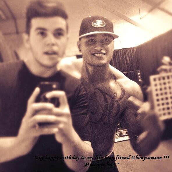 """18/07/2013 - Nouvelle photo de Beau sur instagram + une photo """"surprise"""" de la part de Jai, qui est plutôt pas mal ahah + photo de James posté sur twitter"""