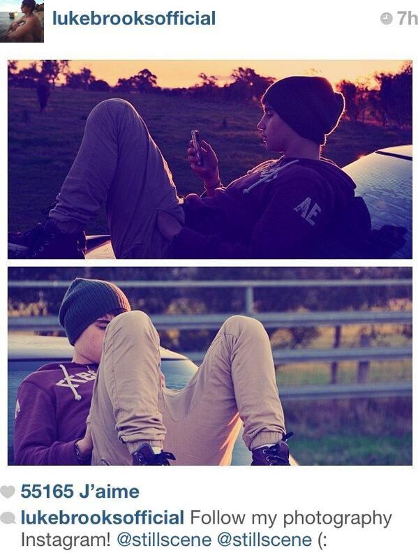10/08/2013 - Deux nouvelles photos de Daniel & Luke + une nouvelle vidéo des boys !