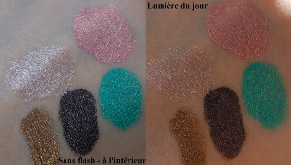 Colour shock long lasting eyeshadow de chez KIKO