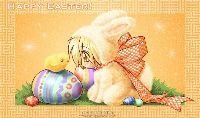 Concours de Pâques!