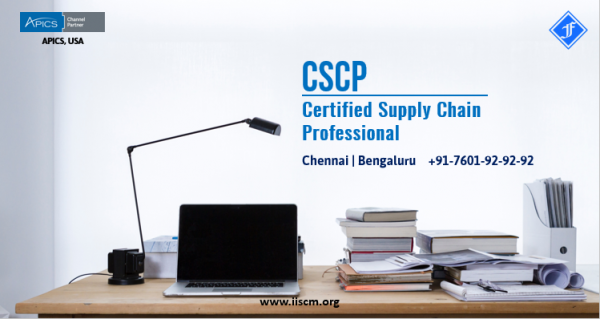 Certified Supply Chain Professional