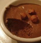 Mousse aux chocolat.