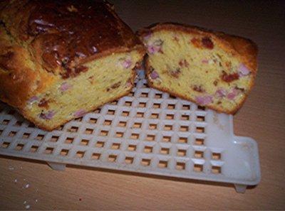 cake aux petit lardons