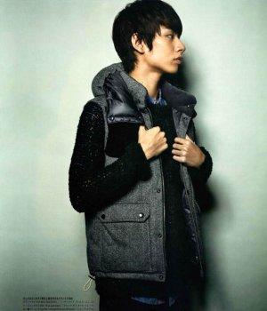 [ SCANS ] Nylon Japan Nov. 2011 ~ Nakamaru Yuichi