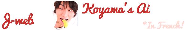 "Koyama Keiichiro ""Ai"" n°726"