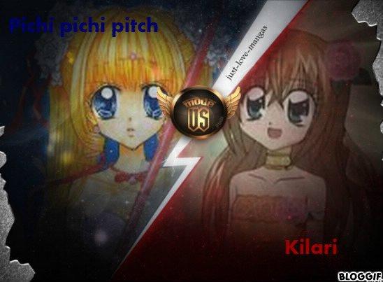 Pichi pichi pitch vs Kilari