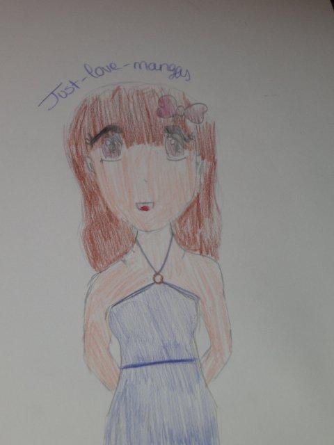 Mes dessins [trop moche!!!]