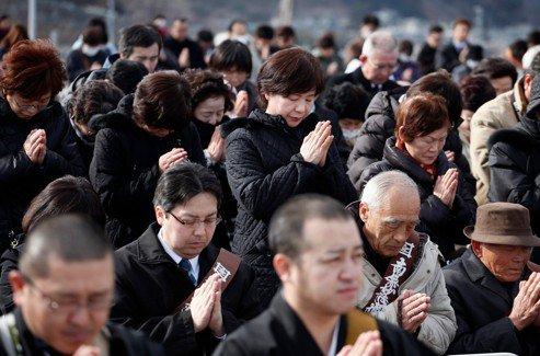 Le japon: Triple catastrophe,1 an après