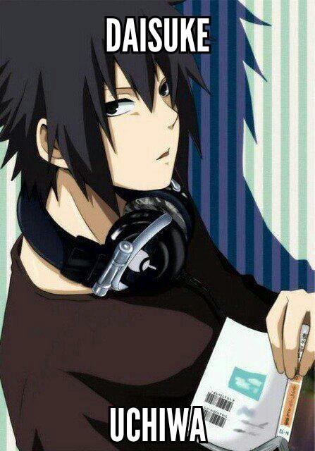 Personnages de rp : Daisuke