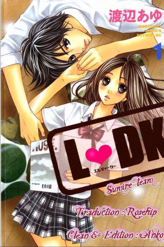 Scan manga : L❤️DK Chapitre 2.1