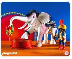 le cirque Annie Fratellini Mordon Playmobil bientôt