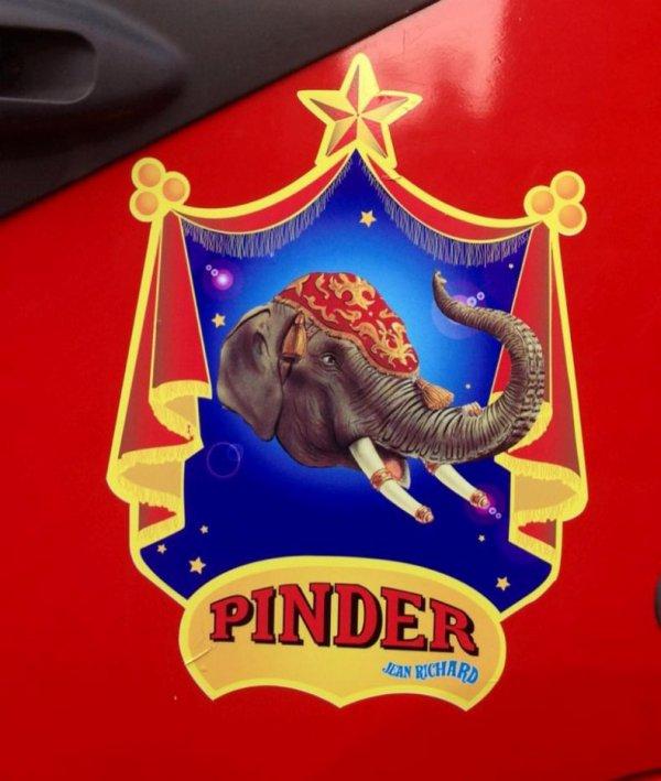 prochainement retour de la maquette PINDER