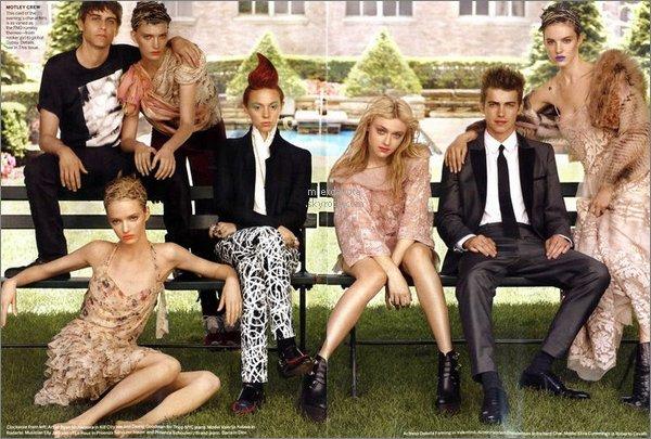 Photoshoot Vogue