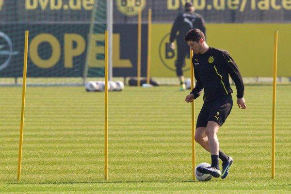 Robert Lewandowski espéré, Marco Reus forfait (13/03/14)
