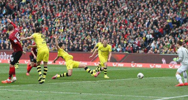 Hanovre 96 - Borussia Dortmund (22/03/2014) : les notes