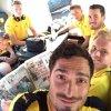 Les joueurs cette semaine (21/07) (Hummels,Reus,Mkhitaryan,Sahin,Grosskreutz)