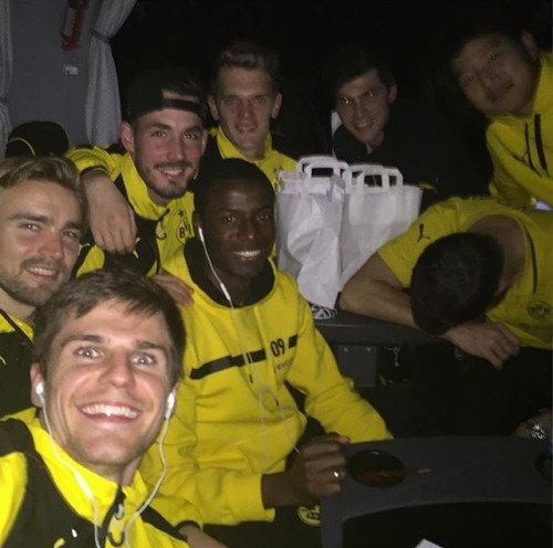 Les joueurs cette semaine (08/12) (Reus,Hofmann,Castro,Schmelzer,Weidenfeller,Kagawa,Piszczek)