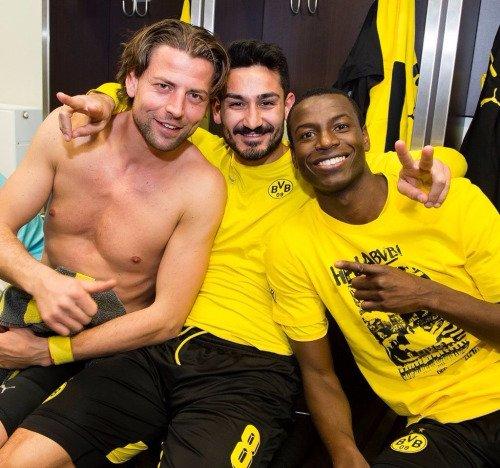 Les joueurs cette semaine (23/04) (Schmelzer,Reus,Sahin,Hummels,Castro,Ramos,Burki,Piszczek)